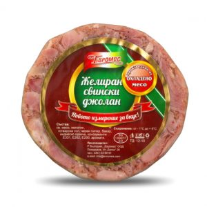 Желиран свински джолан